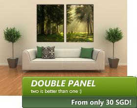 Double Panel
